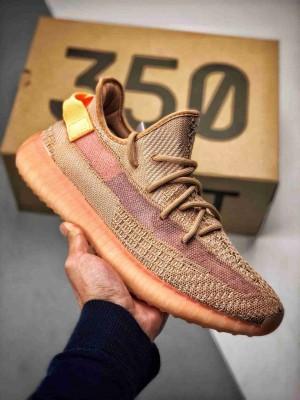 "Adidas Yeezy 350 Boost V2  ""Clay"" 兵马俑配色 美洲限定 外贸客户指定订单 原织面纯原1.0"