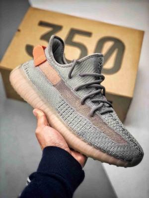"Adidas Yeezy 350 Boost V2  ""True Form"" 欧洲限定 外贸客户指定订单 原织面纯原1.0 原织面精针织机,"