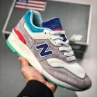 New Balance 997 湖水白蓝 NB997系列 美潮高端原装