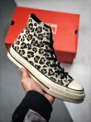Converse Chuck 70s All Star OX  豹纹元素