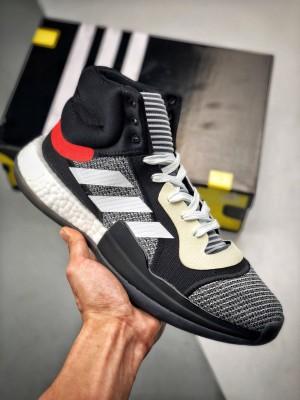 Adidas Marquee Boost 沃尔 全掌巴斯夫 实战利器 情怀人士必入单品
