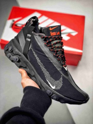 NIKE React LW WR Mid Low ISPA 毒液  高桥盾机能跑鞋
