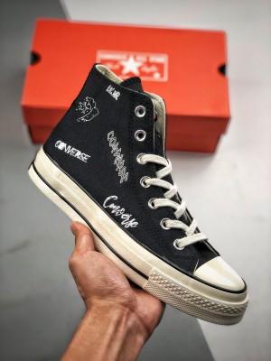 Converse Wordmark Chuck 70s  鞋身中文涂鸦
