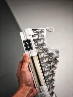 Dior B23 Oblique Low Top Sneakers