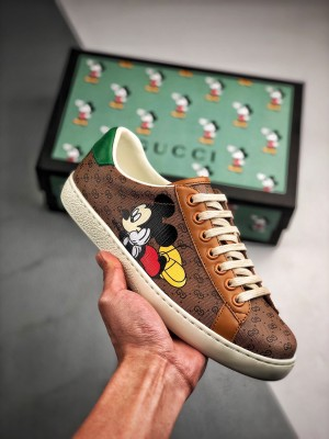 G家 Ace Embroidered Low-Top 迪士尼联名 米老鼠90周年限定