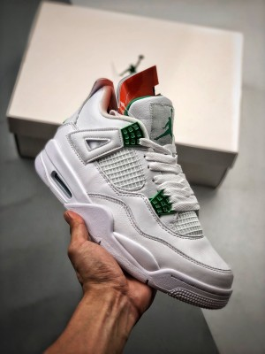 "Air Jordan 4 "" Green Metallic"" 金属绿"