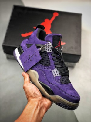 Travis Scott X  Air Jordan 4