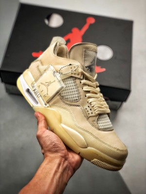 Off-White™ x Air Jordan 4