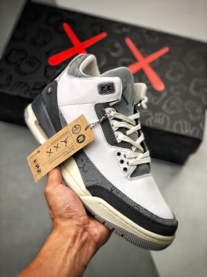 KAWS✖️Air Jordan 3 联名配色