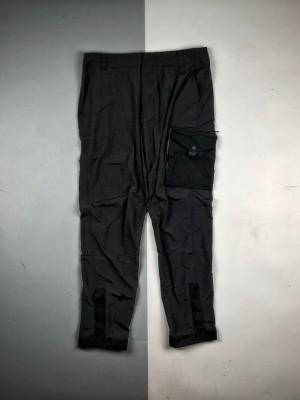 Dior迪奥 20FW 多功能口袋长裤