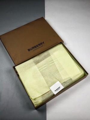 最高版本Burberry/博柏利 20SS 经典格子条纹百褶裙短裙