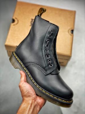 Dr.martens 马丁靴1460  Pascal 时尚双拉链
