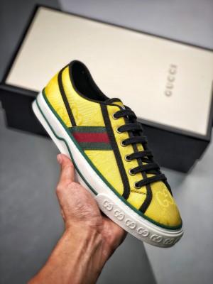 Tennis 1977 Print Sneaker 帆布印花复古休闲运动板鞋