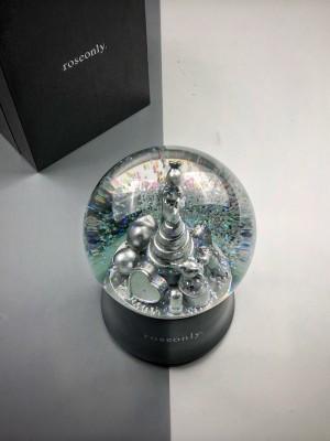 roseonly『小世界』圣诞特别版大型音乐球