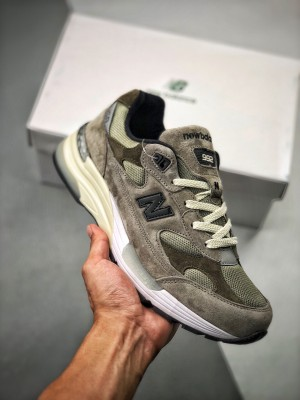 JJJJound x New Balance 992 Made in USA 系列美产血统