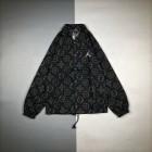 CLOT X AJ联名银线满印腾图丝绸限定夹克外套 陈冠希同款