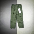WTAPS 19FW 军事风工装多口袋束脚工装裤