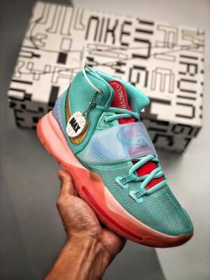 Nike Kyrie 6 CONCEPTS联名  圣甲虫欧文专属PE 灭世出货