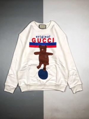 Gucci/古驰 20Fw长袖圆领卫衣