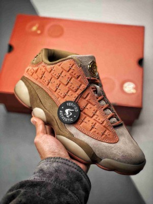 CLOT x Air Jordan 13 Low 兵马俑