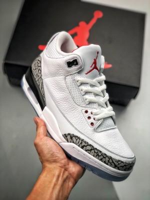 Air Jordan 3 白水泥