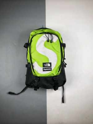 Supreme 20FW TNF S Logo Expedition Backpack联名大S背包书包