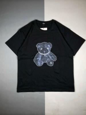 WE11DONE 20FW 反光小熊短袖