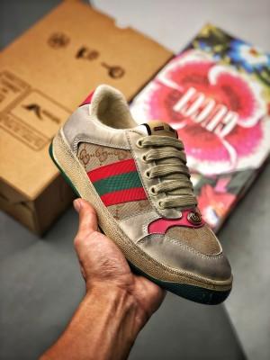 G家 Distressed Screener sneaker