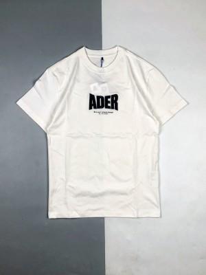 ADER error 20ss 字母LOGO刺绣短袖