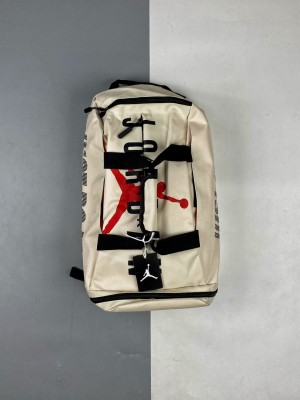 Air Jordan乔丹飞人 大容量多功能旅行背包篮球训练健身手提双肩包