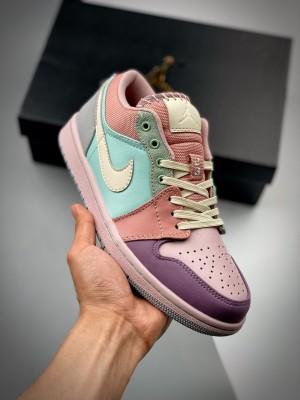 Air Jordan 1 Low 紫罗兰