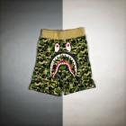 Bape ABC Came Shark Shorts 20SS ABC短裤