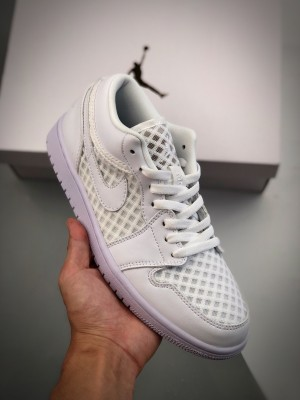 Air Jordan 1 Low 白镂空低帮