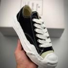 MMY/Maison MIHARA YASUHIRO Wayne Original Sole Leather Low Sneaker贝壳头版变形溶解雪糕