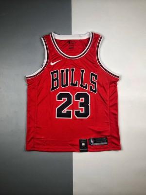 """芯片版本🧐 Nike NBA 20ss 芝加哥公牛球迷限定版""""23""""号球衣"""