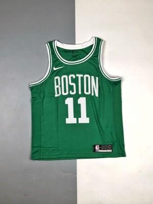 "Nike NBA 20ss 波士顿凯尔特人球迷限定版文""11""号球衣"