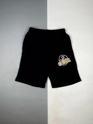 OFF WHITE CO VIRGIL 20SS 黄胶条箭头印花短裤