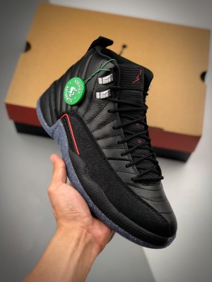 """Air Jordan 12 """"Utility"""" 黑灰武士"""