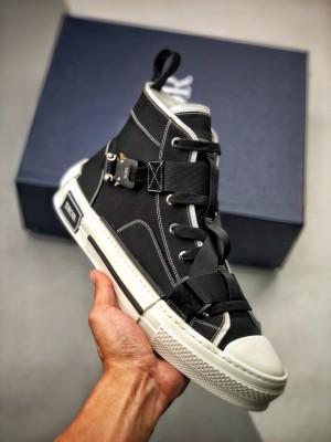 Dior B23 Oblique High 牛仔机能扣 迪奥机能