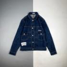 Dior/迪奥 21Fw 扑克牌图案贴布刺绣牛仔夹克外套