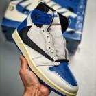 Fragment x TS x Air Jordan 1 High 藤原浩倒钩