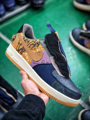 Travis Scott x Air Force 1  TS超限量联名