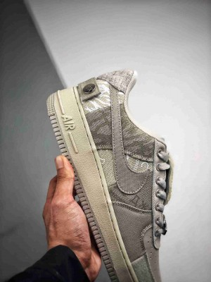 Travis Scott x Air Force 1  TS