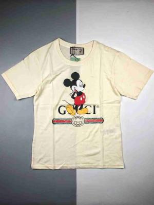 Gucci ❌ Disney 鼠年限定站立米老鼠短袖