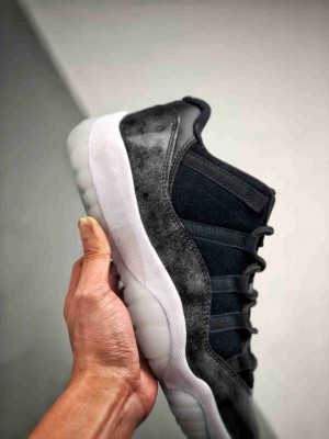 Air Jordan 11 Retro Low Barons 伯爵低帮